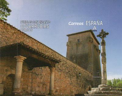 sello, Covarrubias, Burgos