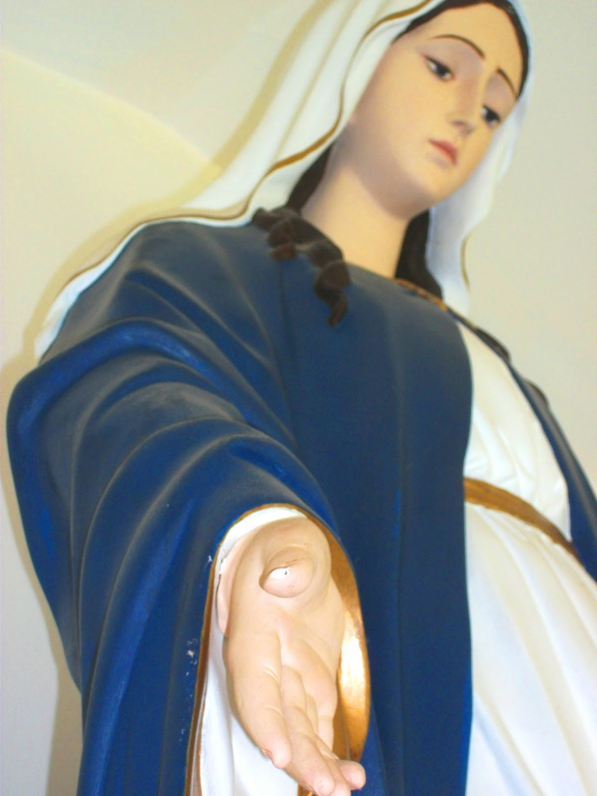 Dom Donald's Blog: That Mary reigns from Heaven intimately ...