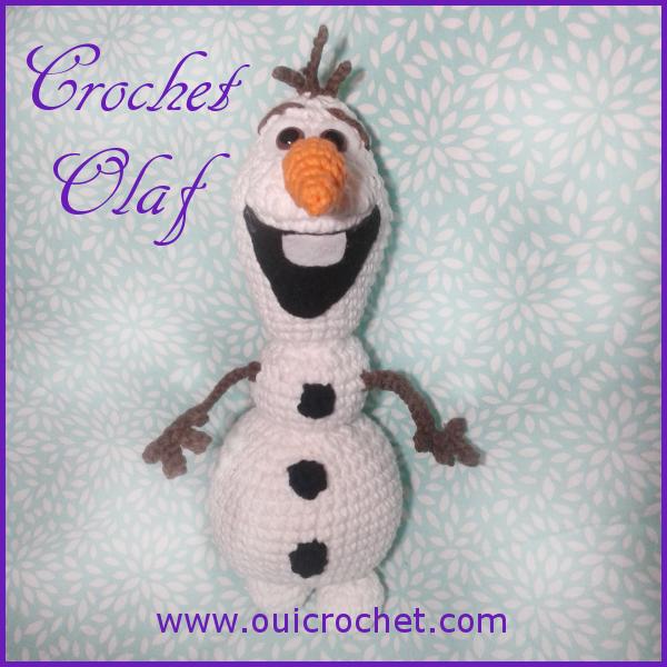 Olaf, Frozen, Snowman, Crochet Olaf, Crochet. Crochet Frozen, Disney's Frozen