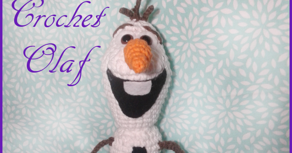 Amigurumi Olaf Tutorial : Oui crochet: crochet olaf from frozen {pattern review}