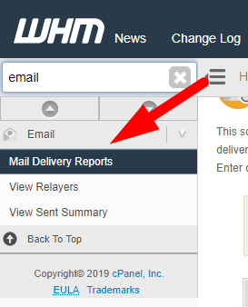 Steps to check emails delivery report via WHM Reseller Account| cheap linux hosting