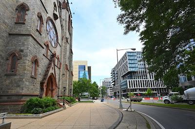 southwest church E Street redevelopment group