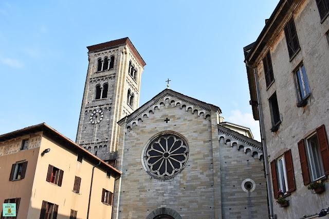 Iglesia de San Fedele en Como, Lago di Como