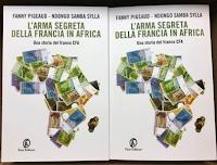 Logo Vinci gratis 1 copia del saggio di Fanny Pigeaud e Ndongo Samba Sylla, ''L'arma segreta della Francia in Africa. Una storia del franco CFA''