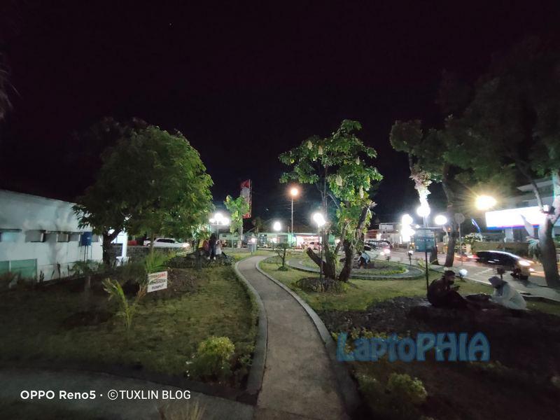 Hasil Foto Kamera Ultra Wide Angle Oppo Reno 5