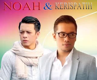 Download Lagu Mp3 Terbaik Noah & Krispatih Full Album Populer Tahun Ini Lengkap Gratis