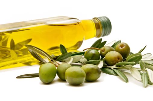 dầu oliu tẩy trắng răng