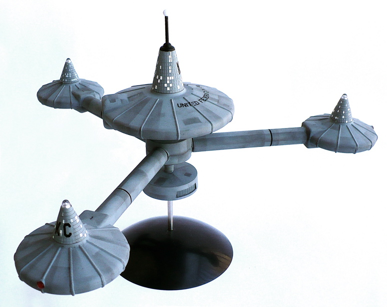 The Great Canadian Model Builders Web Page!: K7 Space Station
