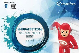 #MudaFest2016 Social Media Hunt: Cara Mudah Dapat Rupiah di Media Sosial