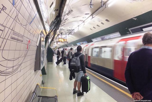 london-tube ロンドン地下鉄