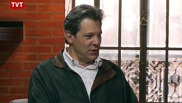 Fernando Haddad: Direito e classes