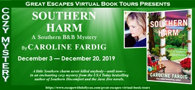 Upcoming Blog Tour 12/13/19