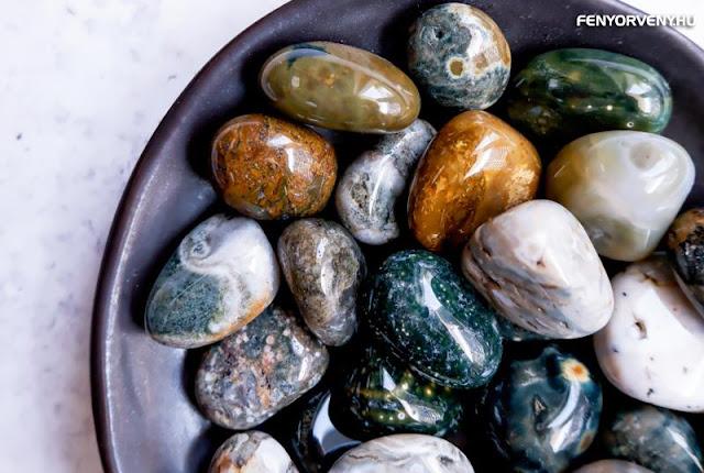 Kristálygyógyászat/Gyógyító kövek: Jáspis (és jáspis fajták)