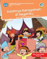 Buku tema 7 Siswa Kelas 4 k13 2017