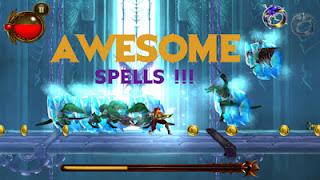 Infinity Warriors Mod Apk Full Version