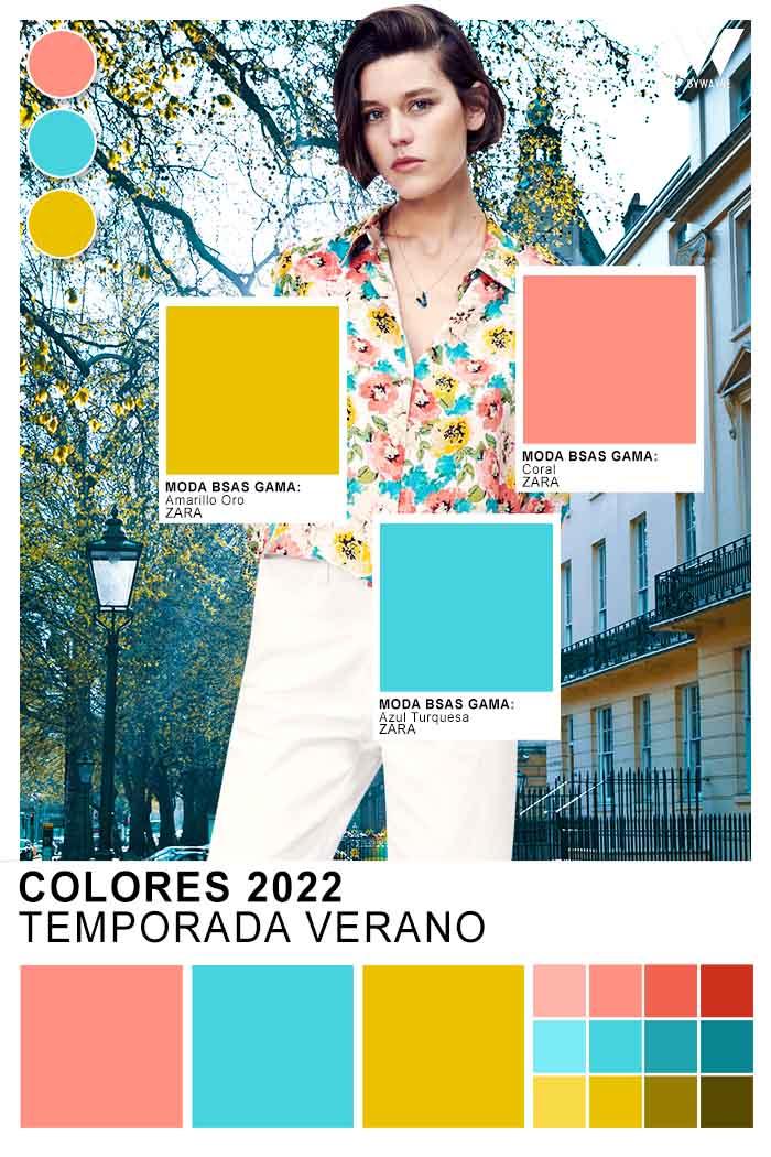 moda primavera verano 2022 colores 2022