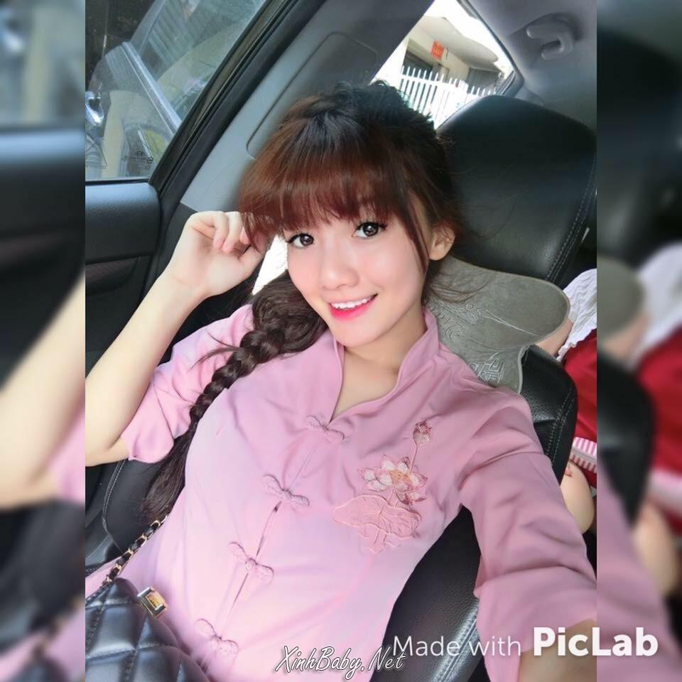 Gái xinh facebook,Gái xinh Sài Gòn,facebook Phạm Thuỵ Kim Linh