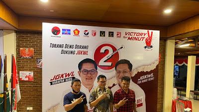 Paparkan Visi Misi JG-KWL Mampu Gait Tim Sukses Lawan