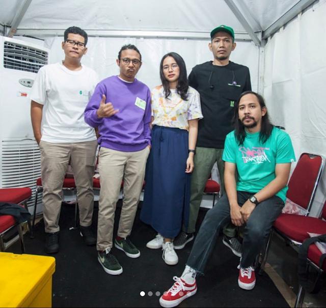 The Adams hadir kembali untuk Pita Kuning Indonesia