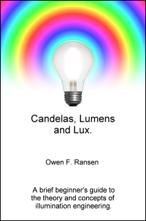 http://www.ransen.com/photometric/Candelas-Lumens-And-Lux.htm