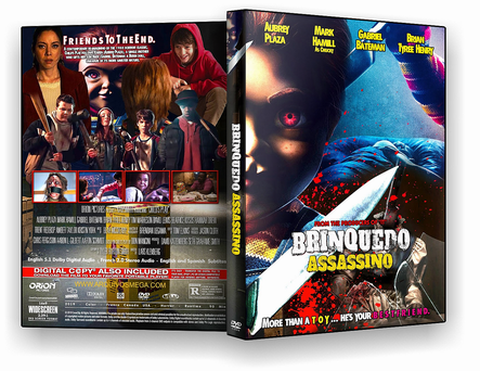 DVD Brinquedo Assassino 2019 - ISO