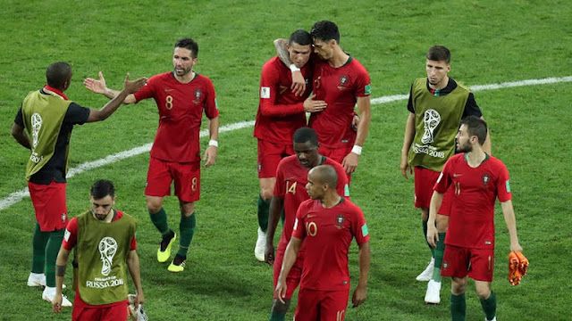 Portugal  vs Spain Highlights