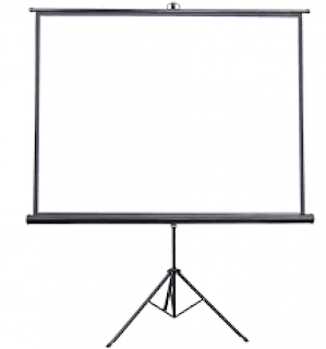 Projector Screen 8/6 Rental Trivandrum Kerala