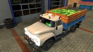 ZIL 130-131 truck mod