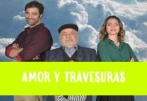 Ver Novela Amor y Travesuras Capítulo 23 Online Gratis HD