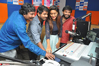 Shravya in skirt and tight top at Vana Villu Movie First Song launch at radio city 91.1 FM ~  Exclusive 122.JPG