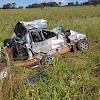 Rio Verde: Dois adultos e duas crianças morrem em acidente na GO-174