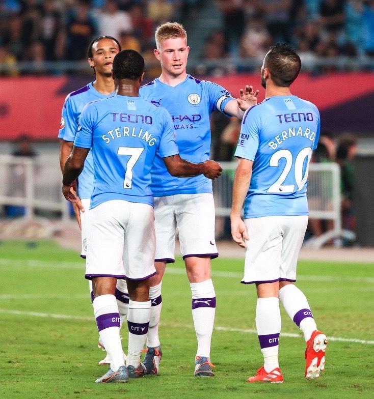 Alianza Tecno Mobile y Manchester City