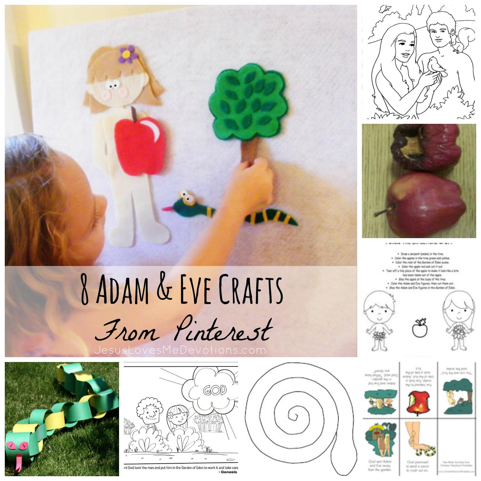 top 8 adam and eve crafts jesus loves me devotions