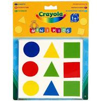 Gommettes géantes de Crayola Mini Kids
