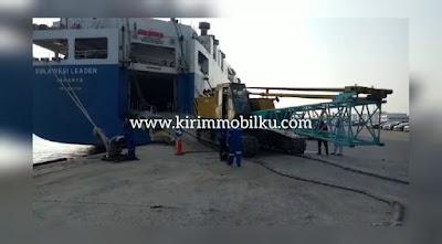 perusahaan cargo alat berat