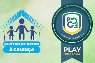 """OSC CEACRI de Itapiúna é selecionada para fazer parte da Rede """"Play For a Cause"""""""