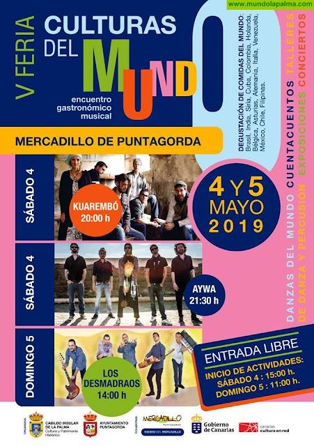 V Feria Culturas del Mundo