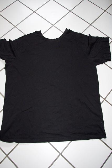 Galaxy Shirt selber machen