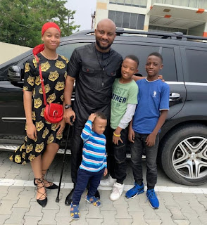'I had no account balance when I married at 22' - Actor Yul Edochie reveals