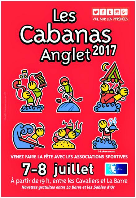 les Cabanas Anglet 2017
