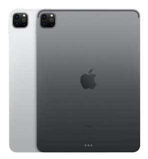 Apple iPad Pro 12.9-inch (2021) full specifications