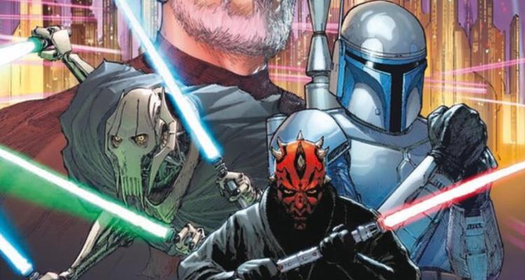 Reseña del cómic Star Wars - Era de la República: Villanos