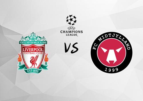 Liverpool vs Midtjylland  Resumen y Partido Completo