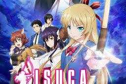 Isuca 10/10 +OVA [Sin Censura] [Sub Español] [Mega]