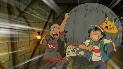 Pokemon Viajes capitulo 14 latino: ¡Una incursión en las ruinas!