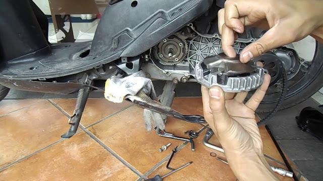 Beberapa Tips Agar Tarikan Motor Mio Jadi Kenceng Tanpa Harus Bore-up