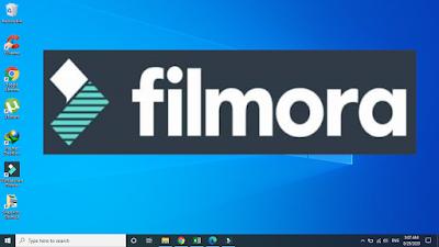 Cara merekam suara dari Laptop dengan Filmora