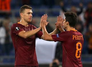 Roma-Viktoria Plzena 4-1 video Highlights Europa League