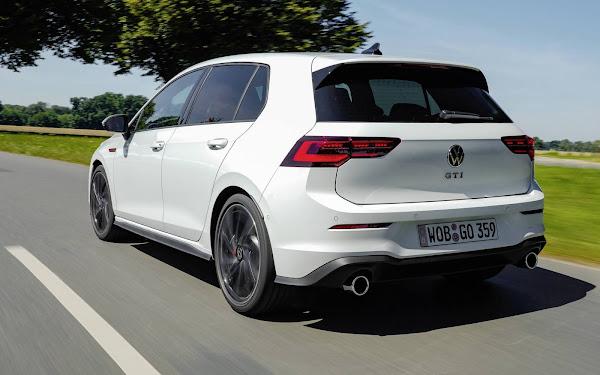Volkswagen Golf GTI 2022 MT começa a ser vendido na Europa