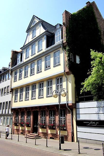 Museu Goethe, Frankfurt, Alemanha